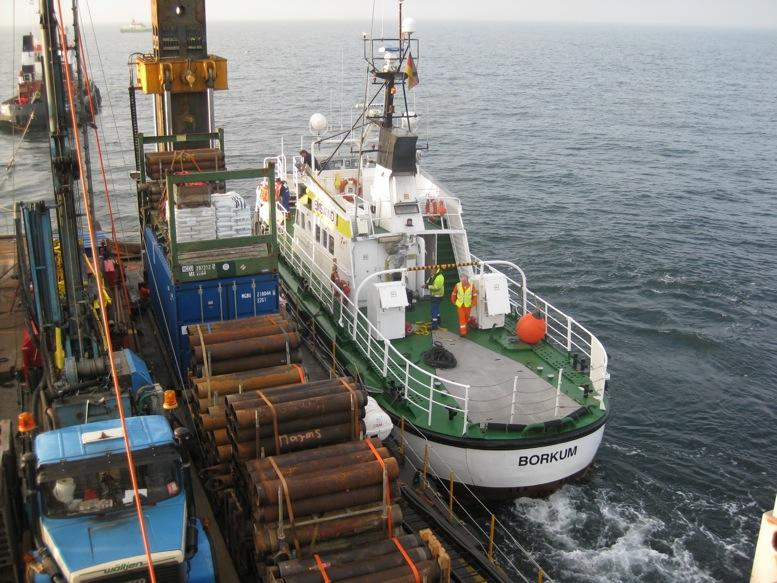 Offshore Nordsee